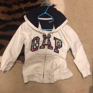 Gap hoodie size 4